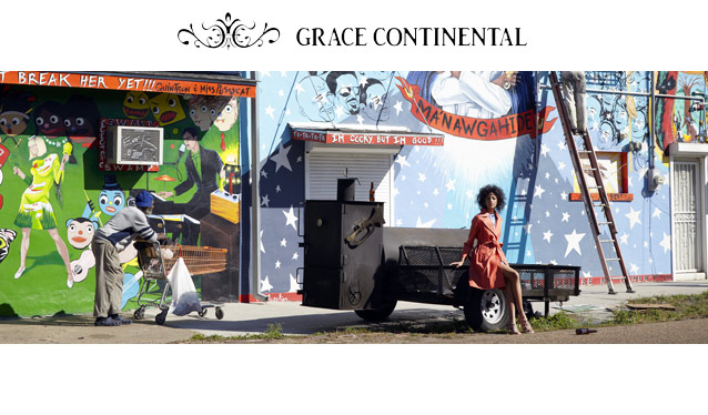 GRACE CONTINENTAL APPARELのセールをチェック