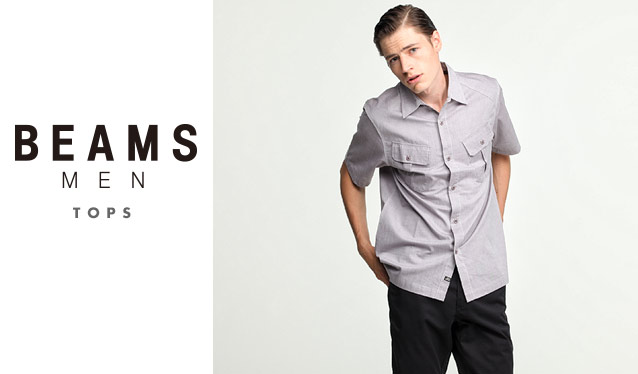 BEAMS MEN'S TOPS SELECTIONのセールをチェック
