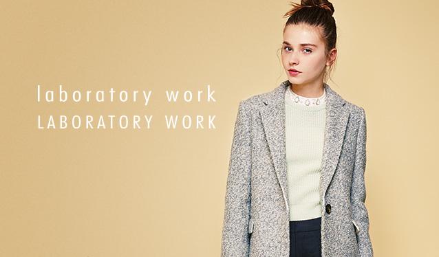 LABORATORY WORKのセールをチェック