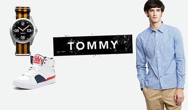 TOMMYのセールをチェック