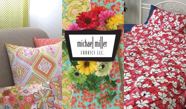 MICHAEL MILLER HOME TEXTILEのセールをチェック